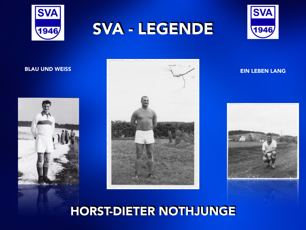 SVA Legende Nothjunge